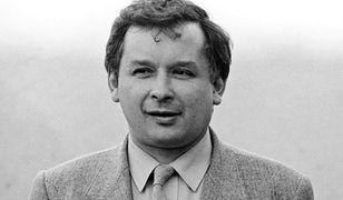 ZOOM NA STYL: Jarosław Kaczyński