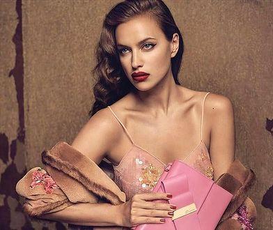Irina Shayk została twarzą Blumarine. Modelka wraca do pracy po porodzie