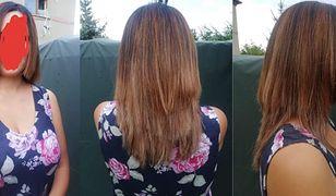 Mariola została oszpecona przez fryzjera