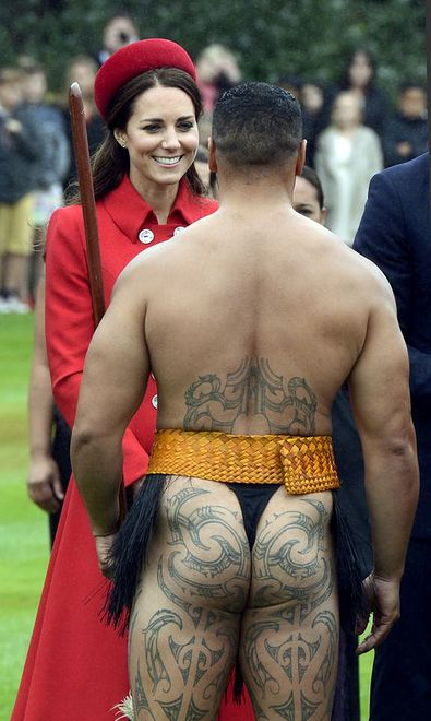 Kate i William w Nowej Zelandii