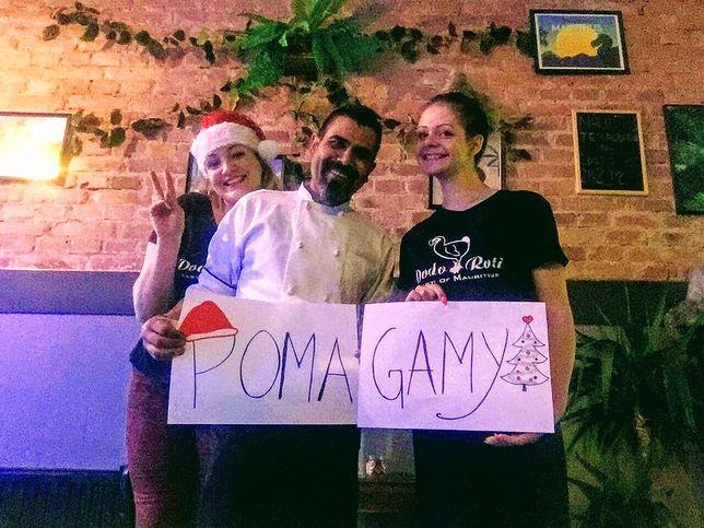 Gdyńska restauracja Dodo Roti zorganizowała Wigilię dla samotnych i ubogich