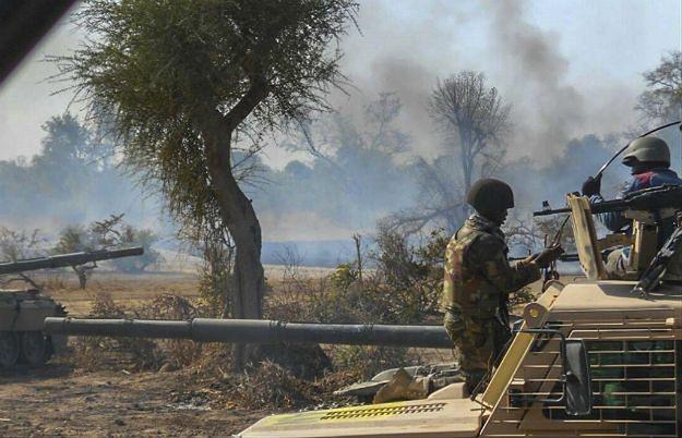 Nigeryjska armia uwolniła 20 zakładników Boko Haram