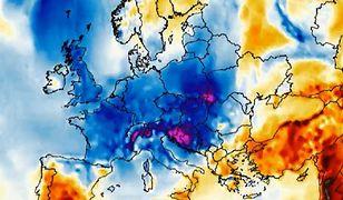 """Nowa pogoda z IMGW. """"Bestia znad Islandii"""". Zima nie powiedziała ostatniego słowa"""