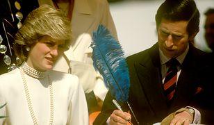 Książę Karol nie zgodził się, by Diana wzięła udział w programie charytatywnym