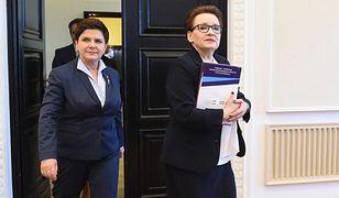 Szczepienia nauczycieli i wykładowców. Była szefowa MEN Anna Zalewska krytycznie o decyzji rządu