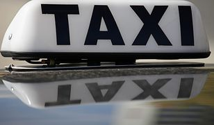Olsztyn: agresywny taksówkarz zaatakował klienta gazem