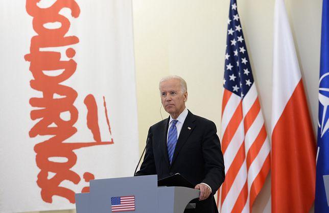 """Wybory w USA. """"Polonia dla Bidena"""" wspiera demokratę w walce o Biały Dom"""