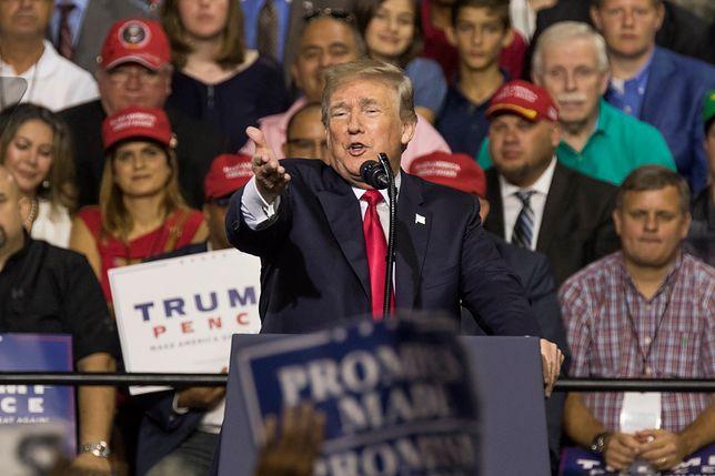Donald Trump twierdzi, że nie było zmowy z Rosją