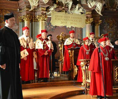 Wrocław: Bogdan Zdrojewski z doktoratem honoris causa ASP