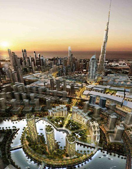 Dubaj bije swój własny rekord. To będzie centrum-gigant!