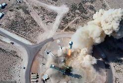 USA. 18-latek poleci w kosmos z Jeffem Bezosem