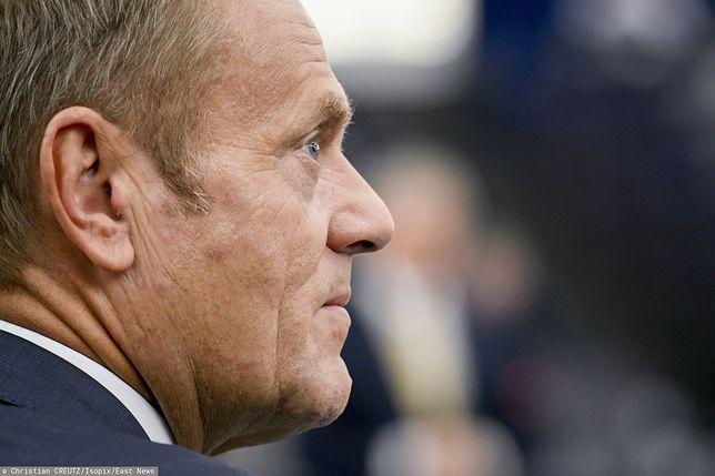 Donald Tusk rezygnuje z udziału w wyborach prezydenckich.