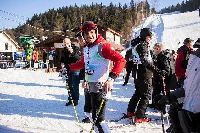 Prezydent najczęściej jeździ na narty do Wisły