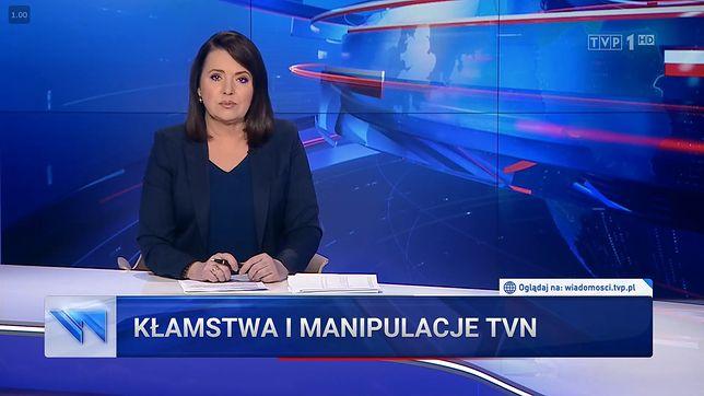 """""""Wiadomości"""" zarzucają konkurencji kłamstwa."""