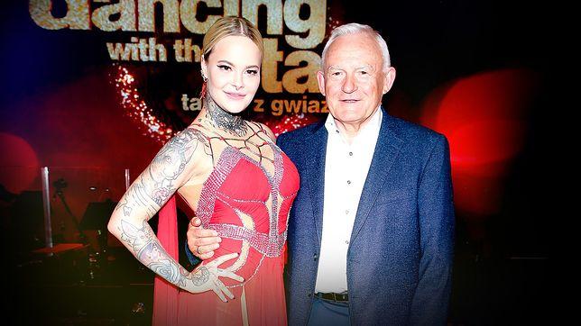 """""""Taniec z Gwiazdami"""": Monika Miller zatańczy z dziadkiem. """"To był mój pomysł"""""""