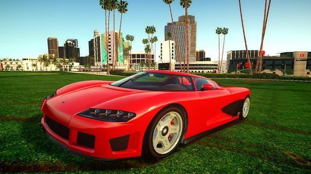 Mod zamieniający GTA IV w... GTA V