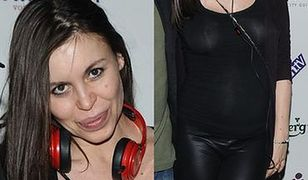 Żona Liroya jest w ciąży! Pokazała brzuszek i... biust!