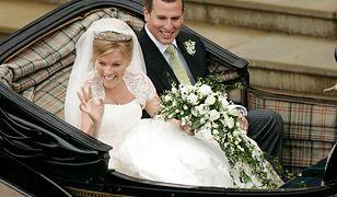 Peter Phillips wziął ślub z Autumn Kelly 17 maja 2008 r.