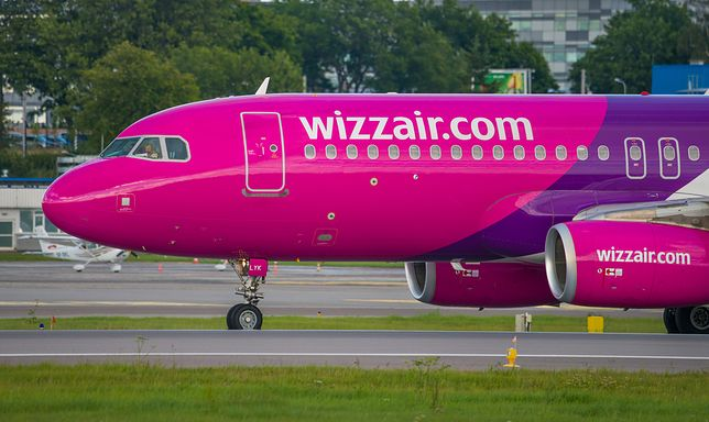 Wizz Air podnosi ceny za bagaż. Będzie znacznie drożej