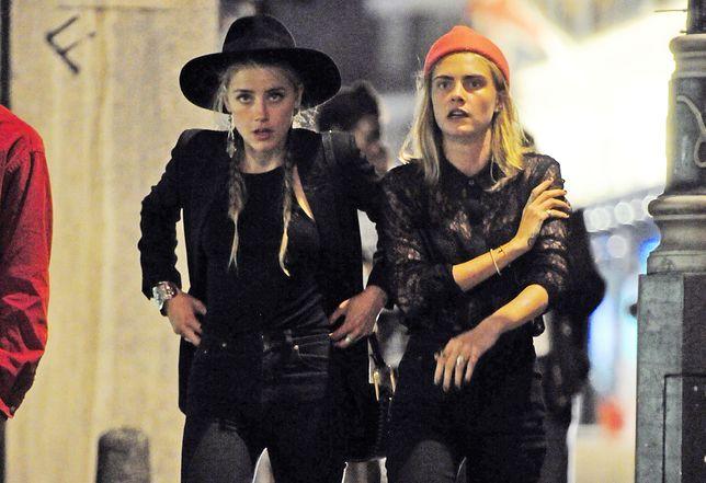 Amber Heard: była żona Johnny'ego Deppa znalazła nową miłość