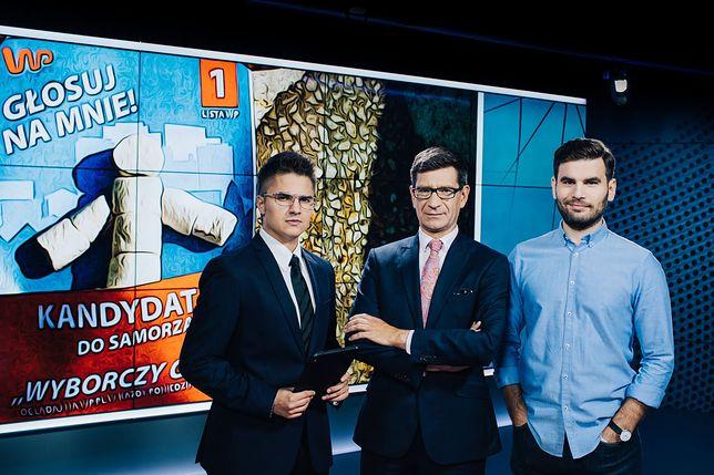 """""""Wyborczy Grill"""" w Wirtualnej Polsce. Gośćmi programu Paweł Rabiej i Piotr Guział"""