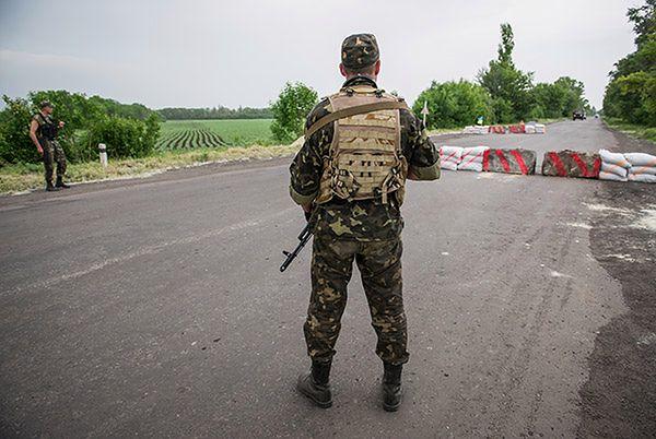 Wojna na Ukrainie. AFP: Donbas coraz bardziej zbliża się do Rosji