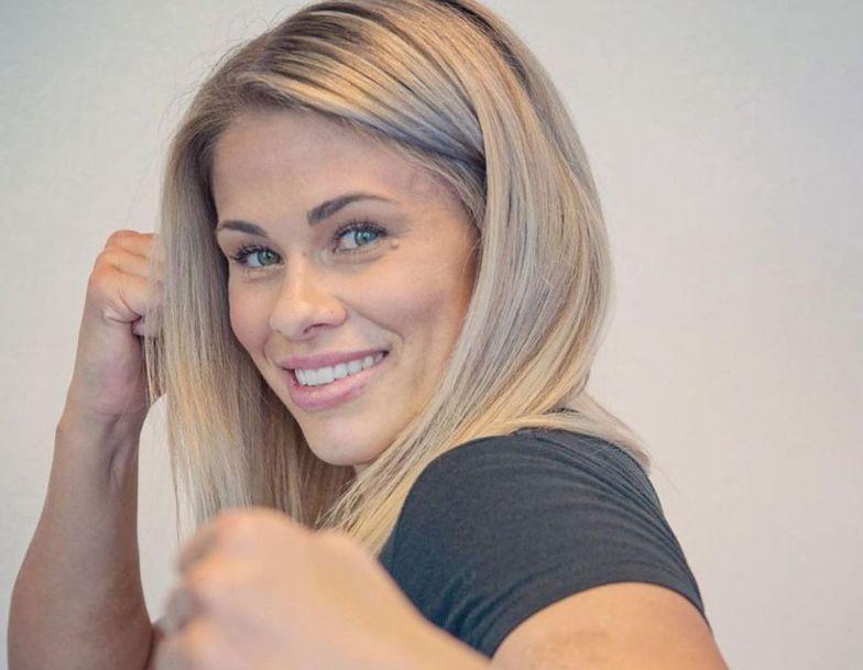 Zawodniczka MMA ma ciało bogini. Zdjęcia z basenu są hitem