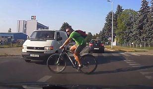 Rowerzyści również powodują kolizje na drogach, ale statystycznie rzecz biorąc, to kierowcy powodują więcej niebezpiecznych sytuacji z udziałem rowerzystów