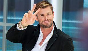 Chris Hemsworth pokazał filmik z treningu z bratem. Wideo robi wrażenie