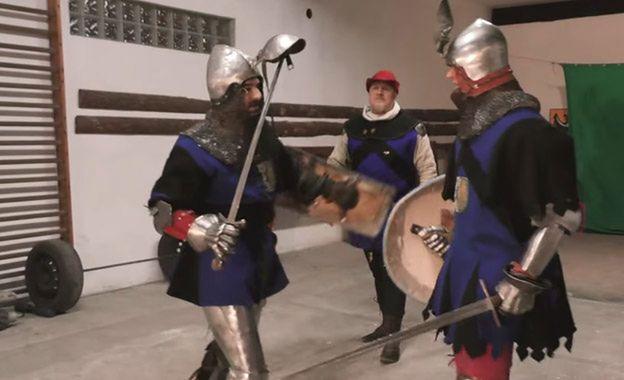 Edukacja ze średniowiecza