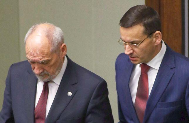 """Po Antonim Macierewiczu Tomasz Piątek wziął """"na warsztat"""" Mateusza Morawieckiego"""