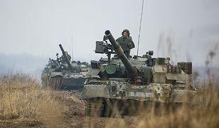 Rosyjskie czołgi T-80