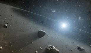 Wygląda na to, że pas asteroid był niegdyś kilkoma planetozymalami