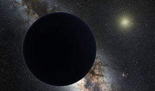 Wizualizacja dziewiątej planety