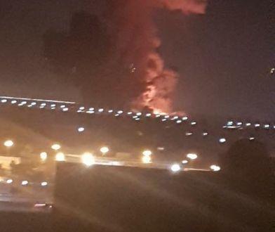 Wybuch przy lotnisku w Kairze. 12 rannych po eksplozji