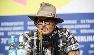 Johnny Depp pozwał tabloid o zniesławienie. Nowe fakty w sprawie afery narkotykowej