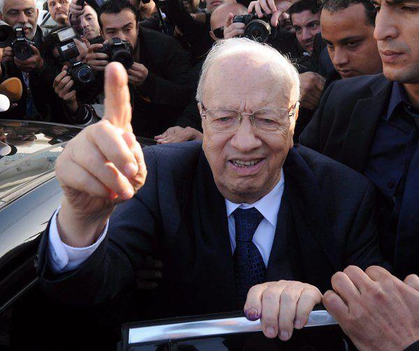 Bedżi Kaid Essebsi