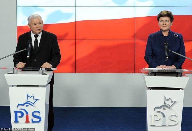 Jarosław Kaczyński zastąpi Beatę Szydło? Coraz więcej osób namawia prezesa PiS