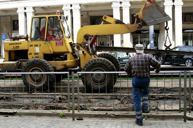 Wakacyjne remonty na drogach
