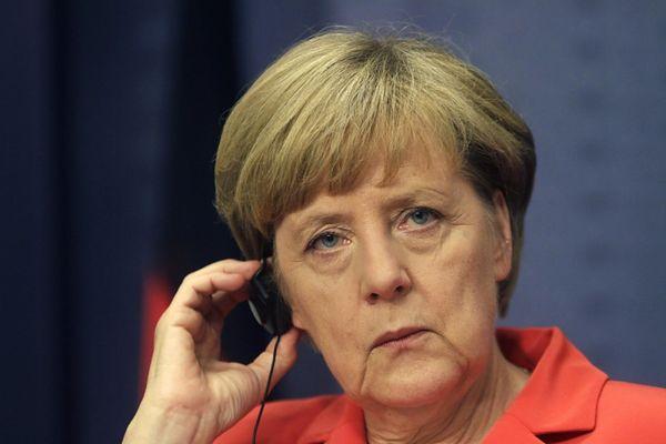 Angela Merkel: Niemcy nie wyślą żołnierzy ani do Iraku, ani na Ukrainę
