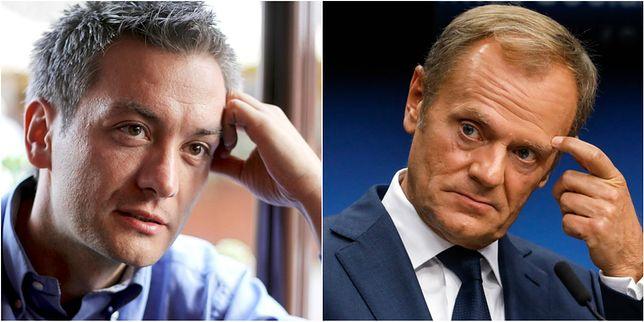 """Kto na prezydenta? Tusk czy Biedroń? """"Wybór miedzy kiłą a syfilisem"""""""