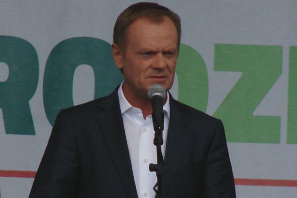 Jakie szanse ma Jacek Saryusz-Wolski, by pokonać Donalda Tuska?