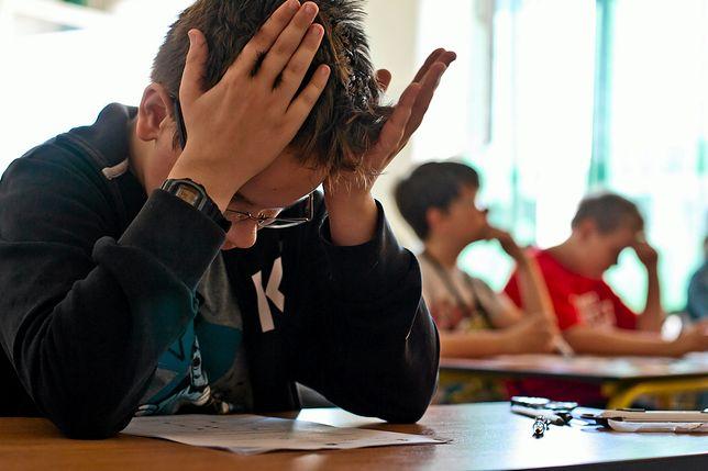 Uczniowie z Ukrainy wyrzuceni ze szkoły. Dyrektor tłumaczy sprawę
