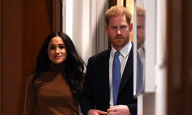 Meghan i Harry zszokowali świat swoją decyzją