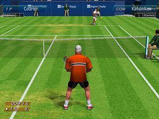 Virtua Tennis / Power Smash