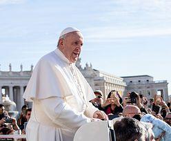 """Papież Franciszek o gender. """"Tam przejawia się zło"""""""