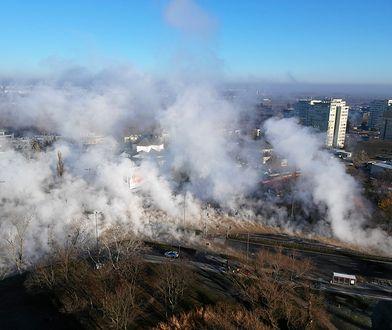 Warszawa nadal odczuwa skutki potężnej awarii ciepłowniczej