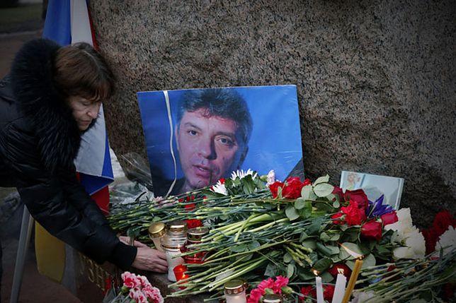 Opozycja obarcza Putina odpowiedzialnością za śmierć Niemcowa