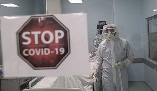 Brytyjska mutacja COVID-19 opanowała pomorskie. Lekarz bije na alarm