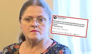 """Krystyna Pawłowicz przeprasza za swój wpis. Uderzyła w transpłciowe dziecko. """"Obrzydliwe"""""""